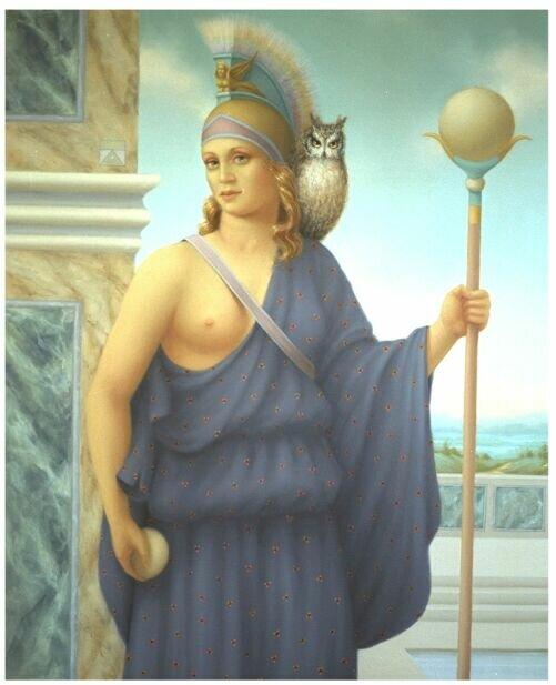 У древних греков был свой гороскоп...  21.03 - 20.04 Месяц богини Афины Афина Паллада - богиня войны и победы, а...