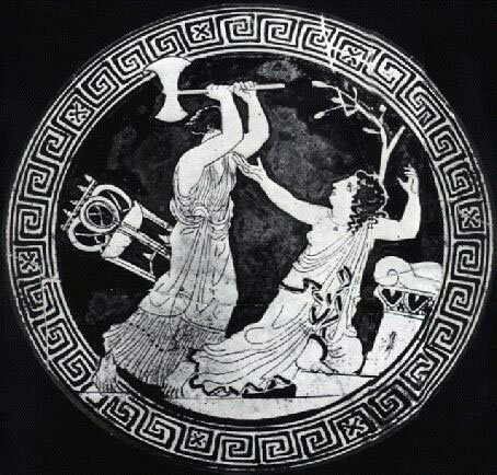 the tragic traits shared by medea and clytemnestra in greek plays Contrast the characters of agamemnon and jason in that they are both the tragic heroes of their plays: medea and clytemnestra have deceived their.