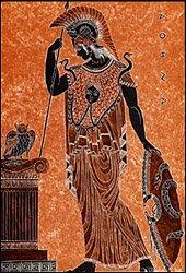 Богиня Афина. Обсуждение на LiveInternet - Российский Сервис ...   250x170
